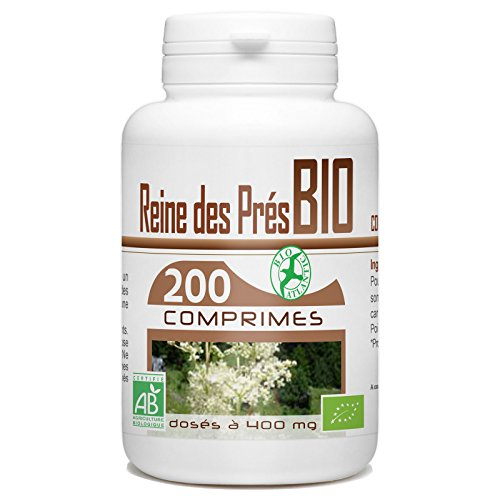 Reine des Prés Bio AB 400mg - 200 Comprimés Bio