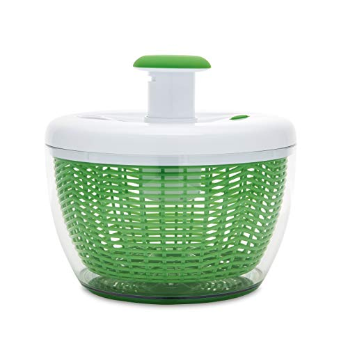 top rated Farberware Pro Pump Salad Spinner One Size Green 2020