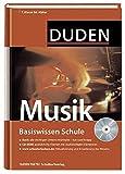 Basiswissen Schule - Musik 7. Klasse bis Abitur - Peter Wicke