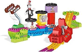 Mega Bloks Dr. Seuss Over The River Thingamajigger Building Set