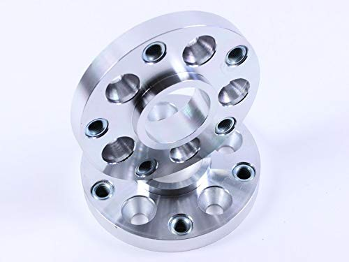 Adapterplatten Lochkreisadapter 5x112 auf 5x130 15mm 51125130 Neu