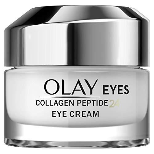 Olay Regenerist Collagen Peptide24 Crema contorno de ojos Sin Perfume, Revela Una...