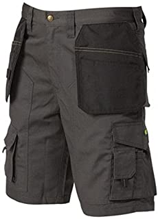 Apache Men's Apkht Short Gry Cargo Shorts (Pack of 20)