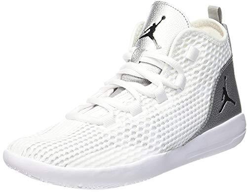 NIKE - Zapatillas Baloncesto - 834126-100 - Jordan Reveal bg - niño - 38.5