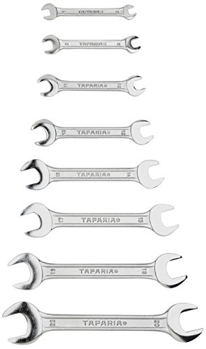 Taparia DEP-08 Double Ended Spanner Set