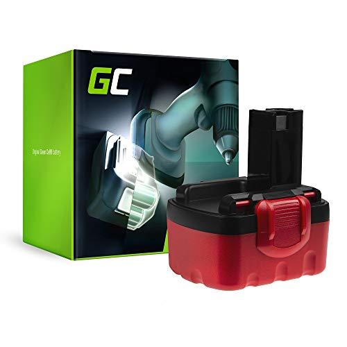 GC® (2Ah 14.4V Ni-MH Zellen) Akku für Bosch PSR 1440 Werkzeug Ersatzakku