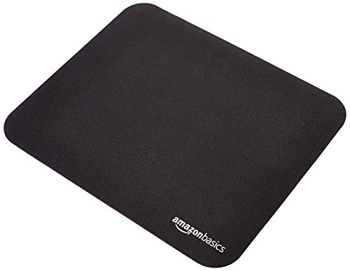 Amazon Basics Mini Gaming Computer Mouse Pad  Black
