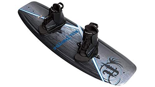 Full Throttle Aqua Extreme Wakeboard Kit (Black/Blue,...