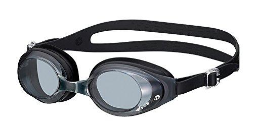ビュー(VIEW) スイミングゴーグル スイミング ゴーグル ミクロチタンボール配合 V620P ブラック(BK)