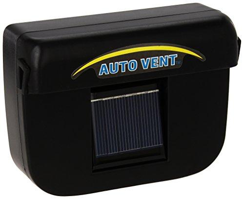 Koolatron 400070 12V AutoKool Solar Vent System
