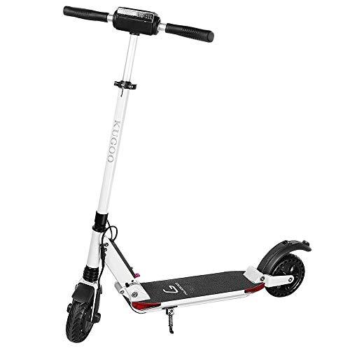 Kugoo S1 Pro Eléctrico Scooter Plegable, Patinete eléctrico para Adultos, Scooter eléctrico...