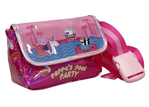 PEPPA PIG heuptas voor vrije tijd en wandelen, kinderen, unisex, meerkleurig (meerkleurig), eenheidsmaat