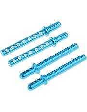 Sharplace Postes de Carrocería RC Soportes de Carcasa para Coches de Control Remoto de Automóviles RC de 1/8 Piezas