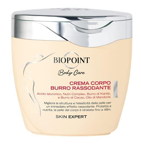 Biopoint Crema Corpo in Vaso Burro Rassodante 300...