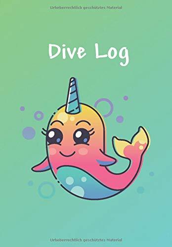 Dive Log: Detailiertes Taucher Logbuch für bis zu 100 Tauchgänge / Gerätetauchen / Tauchbuch für Open Water oder Advanced Taucher / Suba Diver