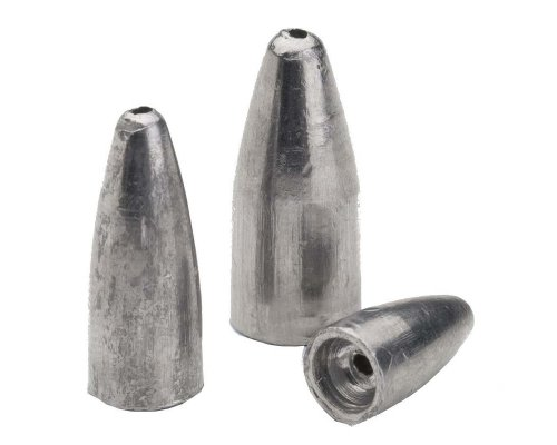 Bullet Weight BW516 Worm Weight,Multicolored