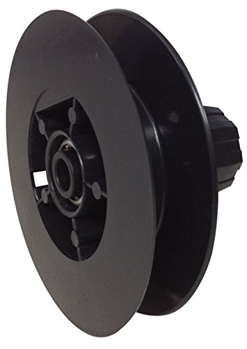 RIBER 020.004 Disco de PVC para persiana con rodamiento incorporado - 140x40 C/20