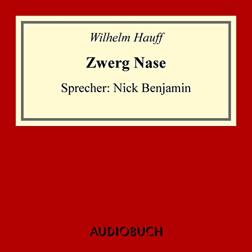 Zwerg Nase audiobook cover art