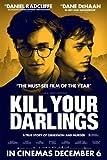 Kill Your Darlings – Daniel Radcliffe – Movie Wall Art