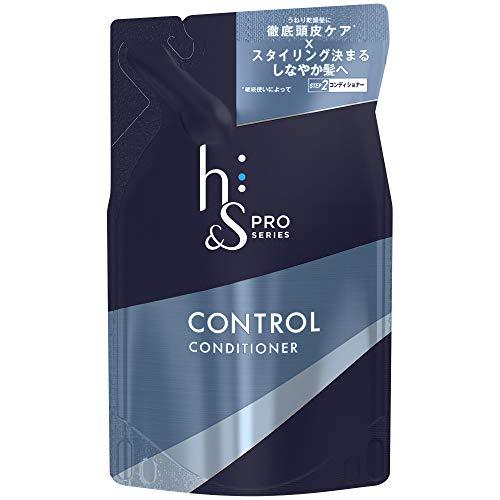 h&s PRO コントロールシリーズ コンディショナー 300g 詰め替え用