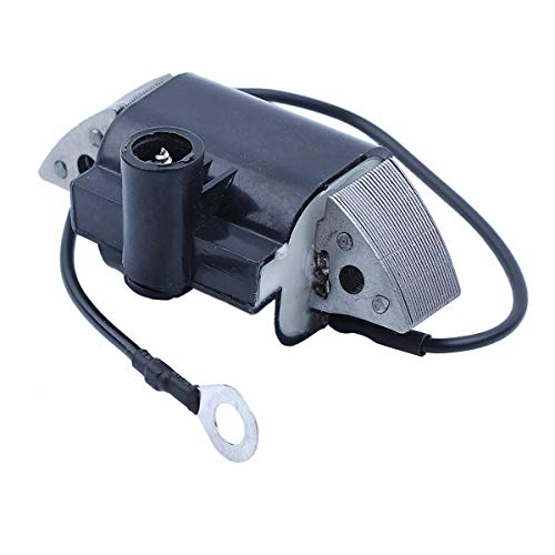Adefol ST 041 Chainsaw Ignition Coil Air Filter Kit for Stihl 041 041AV 041FB 041G Replacement Parts for Farm BOSS OEM 11104043200 with Spark Plug Fuel Filter