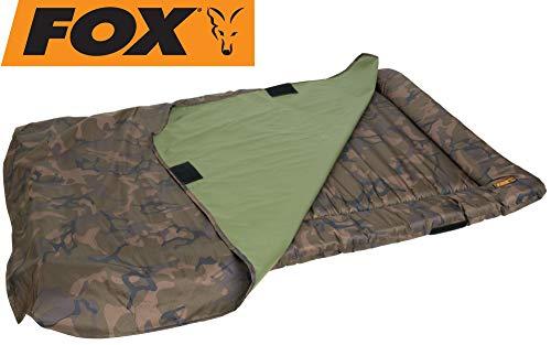 Fox Camo Unhooking Mat - Abhakmatte zum Karpfenangeln, Fischmatte zum Angeln auf Karpfen, Schutzunterlage für Fische, Karpfenmatte