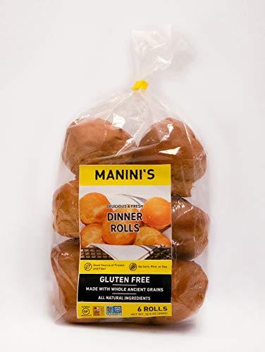 Gluten Free Dinner Roll 24pack