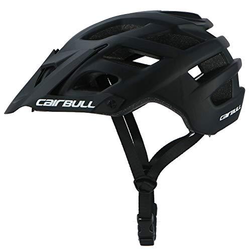 Leeworks Fahrradhelm Herren MTB Mountainbike Helm Fahrrad Ultraleichtes Rennrad Racing Fahrradhelm