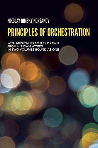 Principles Of Orchestration (Book): Buch, Musiktheorie (Dover Books on Music)