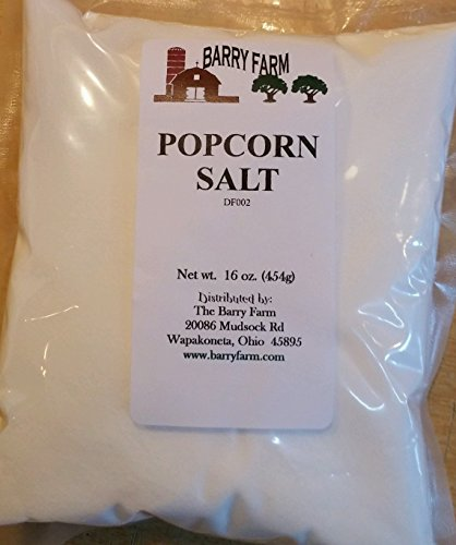 For Sale! Popcorn Salt, 16 oz.
