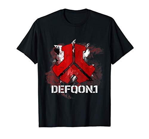 Hardstyle Logo Symbol Hardtek Gabber Speedcore Defqon 1 T Shirt