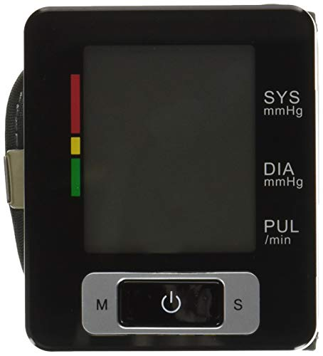 Blood Pressure Monitor, AlphaMed Fully Automatic Digital Wrist Cuff BP...