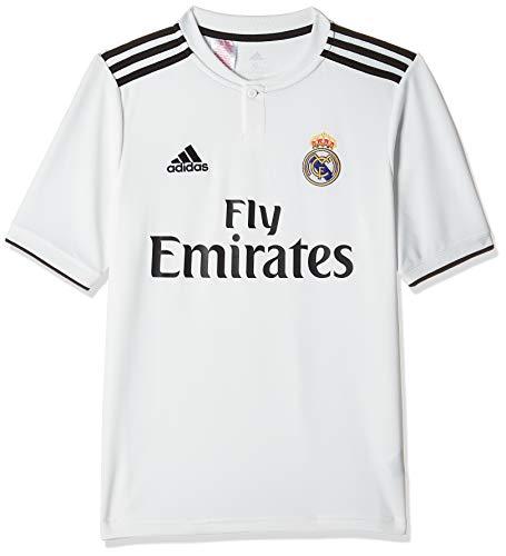 adidas 18/19 Real Madrid Home Camiseta, Hombre, Multicolor (blabas/Negro), 3XL