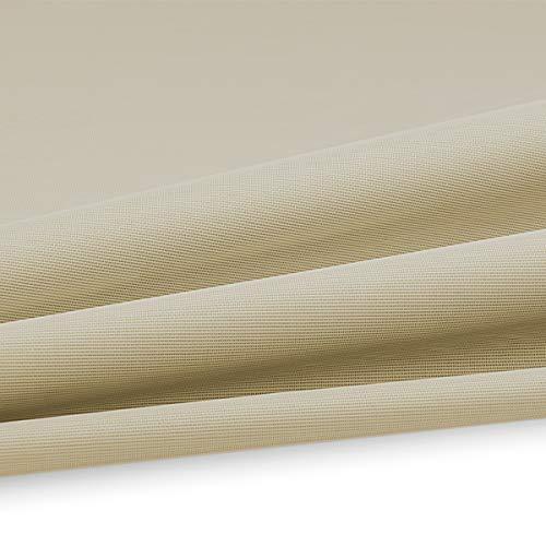 Serge Ferrari Soltis Horizon 86 B1 PVC net voor zonwering 380 g/m2 breedte 177 cm kleur bruin 2012 geschikt voor binnen en buiten 267 cm (B) champagne