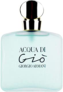 Giorgio Armani Acqua Di Gio Eau de Toilette for Women, 50ml