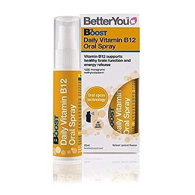 BetterYou Boost B12 Oral Spray - 25ml