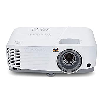 ViewSonic 3800 Lumens WXGA High Brightness Projector for Home and Office with HDMI Vertical Keystone  PA503W   White