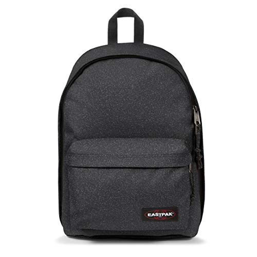 Eastpak Out of Office Backpack, 44 cm, 27 L, Sparkly Grey (Grey)