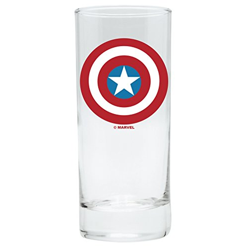 ABYstyle - Marvel - Verre Captain America