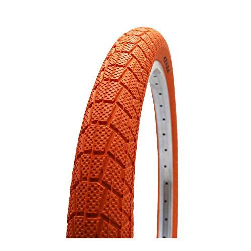 Selection P2r ( Cycle) Copertone BMX 20 x 1.95 Kenda Slick Arancione Tr (50-406)
