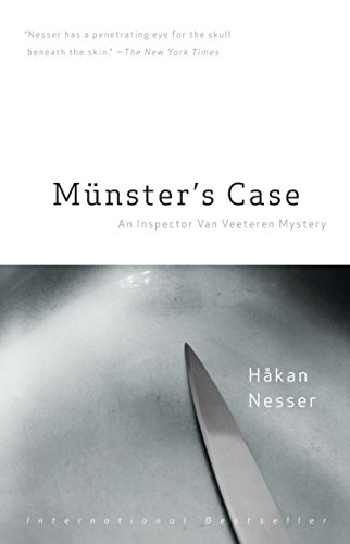Image of Münster's Case: An Inspector Van Veeteren Mystery (6) (Inspector Van Veeteren Series)