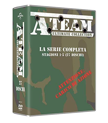 A-Team Serie Completa (Box 27 Dv)