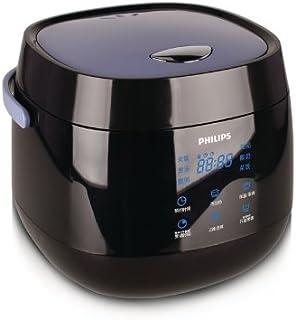 Philips飞利浦迷你电饭煲HD3060/00(2升 蓝光触屏 黑晶外壳 5层锻金内胆)