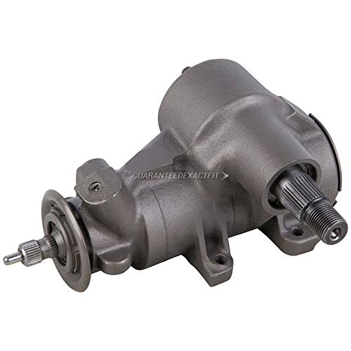 Remanufactured Saginaw 605 Power Steering Gear Box Gearbox For General Motors - BuyAutoParts 82-00277R Remanufactured