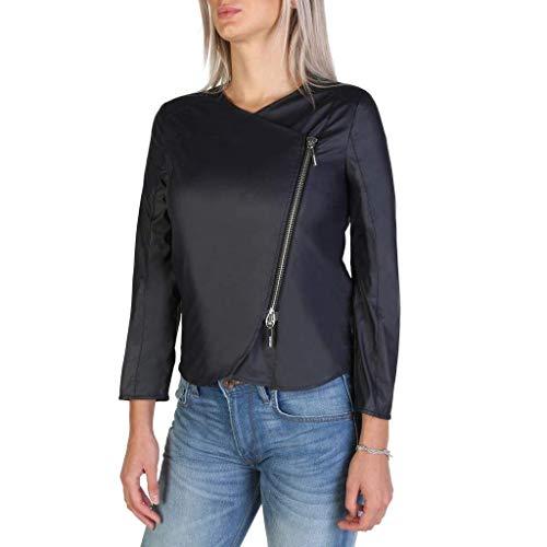 Armani Jeans Chaqueta 3Y5B04_5N1QZ Mujer Color: Azul Talla: 44