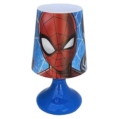 Kid Licensing Lampe de bureau Spiderman