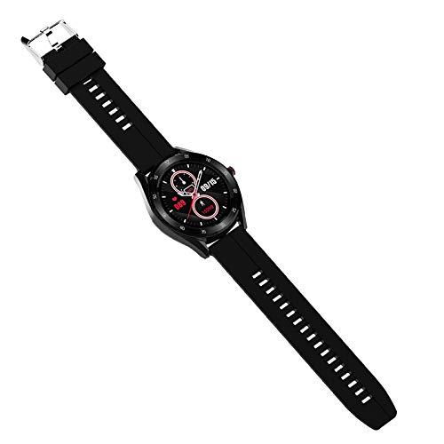 XSWZAQ Reloj Deportivo Inteligente, diseño de Cuerpo Ultrafino, más cómodo de Llevar, Apariencia de Moda, resaltando la Tendencia del Estilo