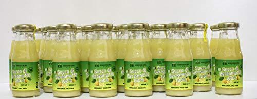 Succo di Bergamotto Bova puro al 100% 20 cl (24 Bottiglie)
