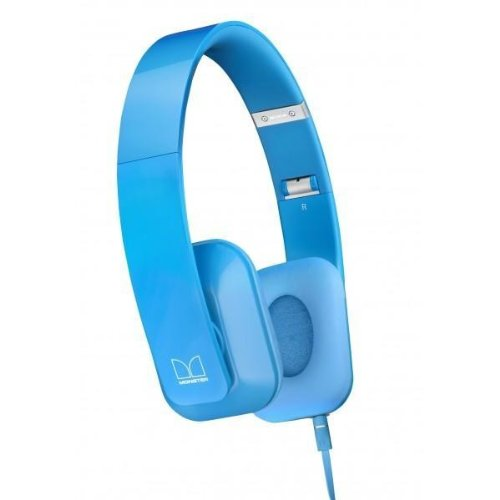 MONSTER CABLE Casque Nokia Purity HD (WH-930) - bleu