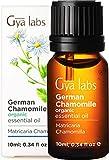 Deutsches Bio-Kamillenöl - Ein Heilmittel für schmerzende Muskeln und erneuerte Schönheit (10 ml) - 100% reines Deutsches Bio-Kamillenöl in therapeutischer Qualität